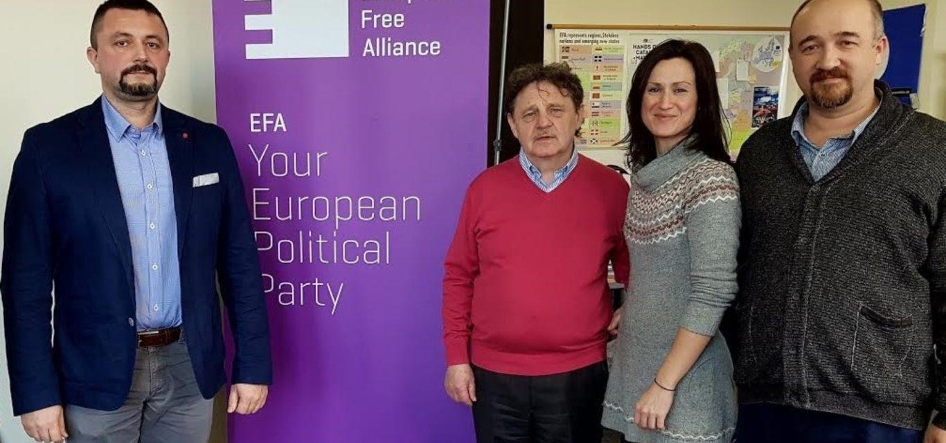 Brüsszelben tanácskozott az MKDSZ elnöksége