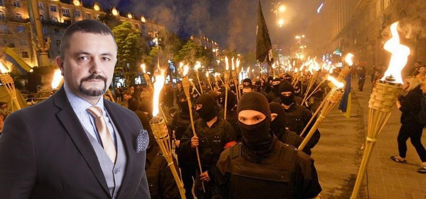 Ukrajna nem az európai úton jár! Az ukrajnai pogromoknak már halálos áldozata is van!