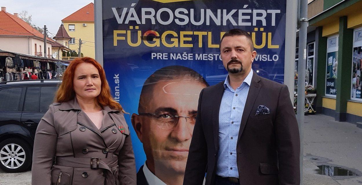 Az MKDSZ Dunaszerdahelyen Dr. Horváth Zoltán független polgármesterjelöltet támogatja