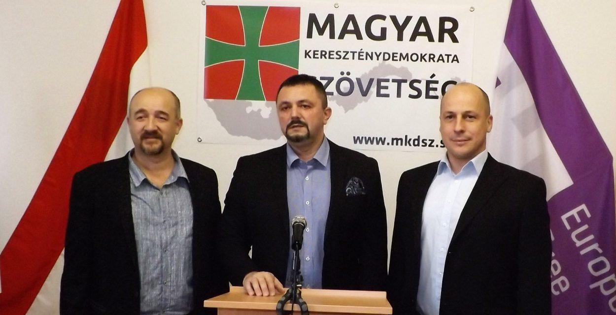 A magyarságért és a keresztény Európáért 14 képviselőjelölttel