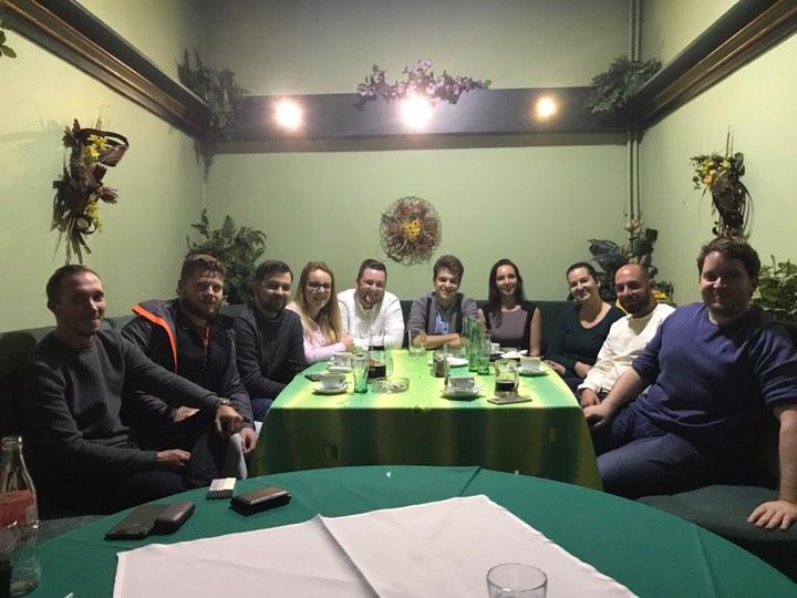 Komáromban találkozott az MKDSZ Ifjúsági Tagozata és a Híd ifjúsági szervezete a IUVEN